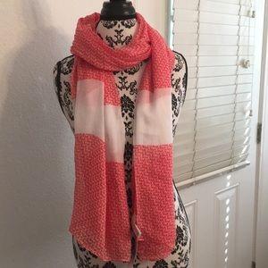 Michael Kors rectangular scarf/shawl/ wrap